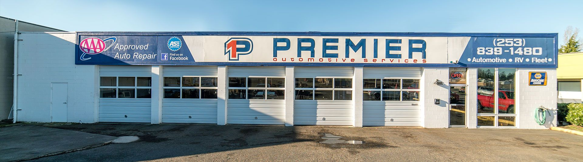 Premier Automotive Services